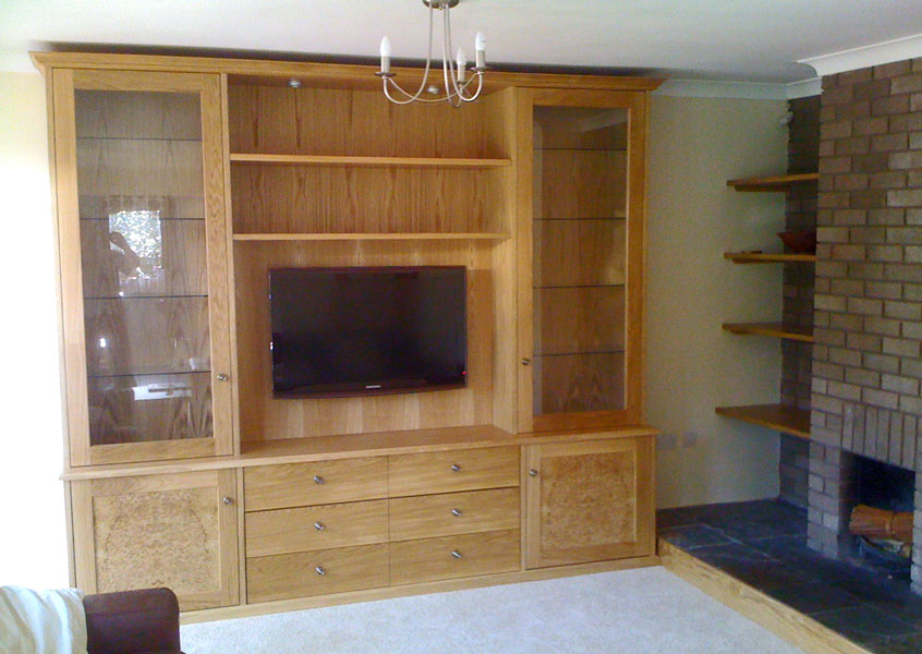 Living Room Media Furniture Family Room With Oak Furniture Trend Home Design And Decor
