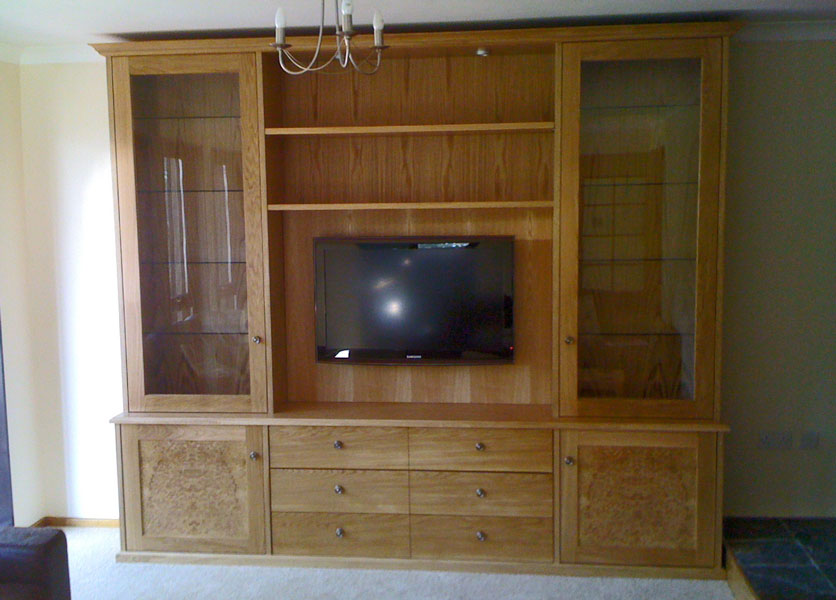 Bristol Fine Furniture Media Cabinets
