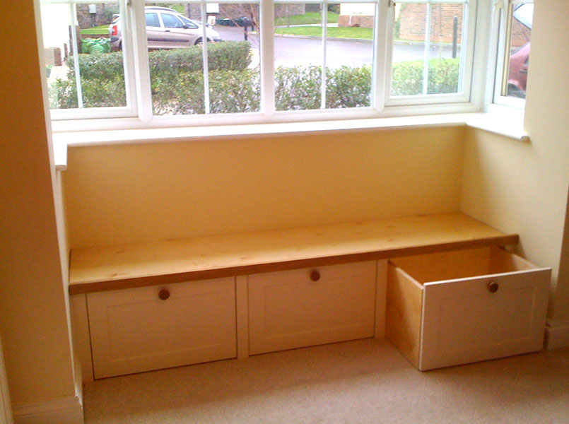 Window Bench On Pinterest Window Seats Storage And Benches