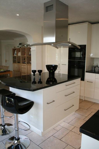 Bespoke High Gloss Kitchen Bristol Fine Furniture Dining Room Tables And Chairs